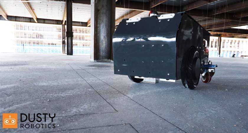 Construction Robotics Firm Dusty Raises a $16.5 million Series a Funding