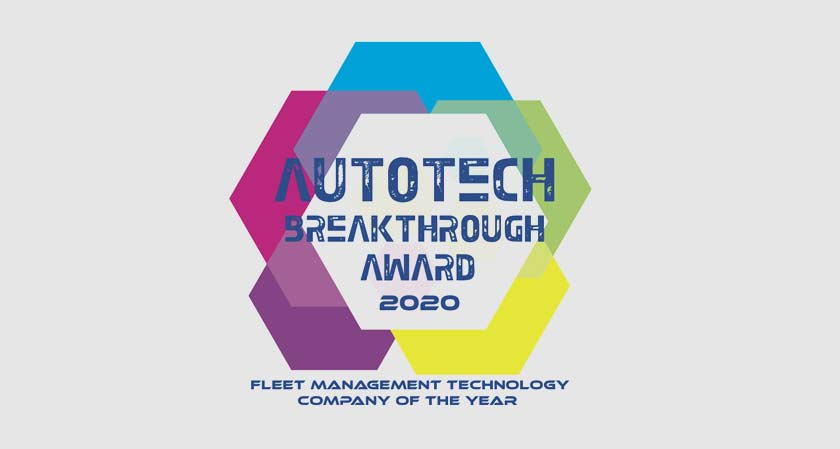 EquipmentShare Recognized as Fleet Management Technology Company of the Year with 2020 AutoTech Breakthrough Award