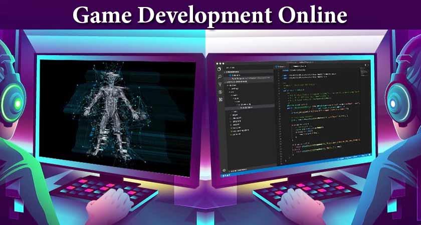 How to Start Game Development Online?
