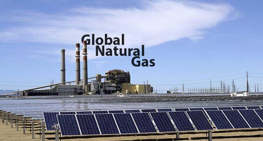 GLOBAL NATURAL GAS VS COAL
