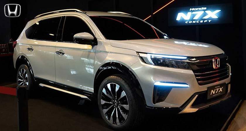 Honda to Launch Its All New Honda Seven-Seat SUV Globally