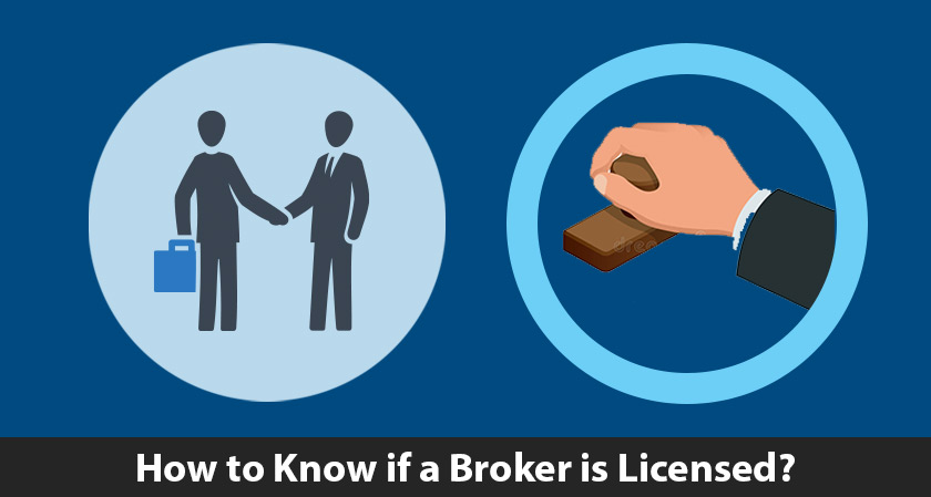 How to Know if a Broker is Licensed
