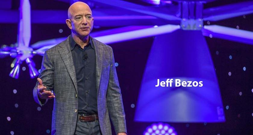 Jeff Bezos to travel to Space on Blue Origin's first passenger flight