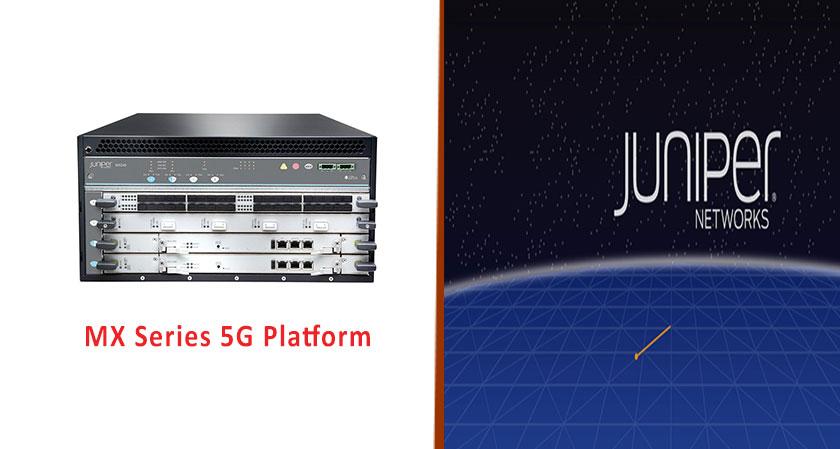 Juniper Networks Releases Next-gen Routing Platform