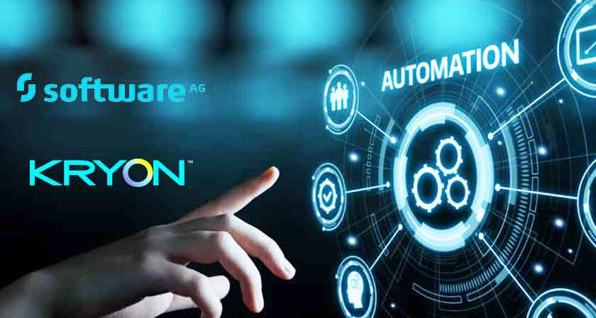 Kryon announces a joint offering for enterprise automation with Software AG
