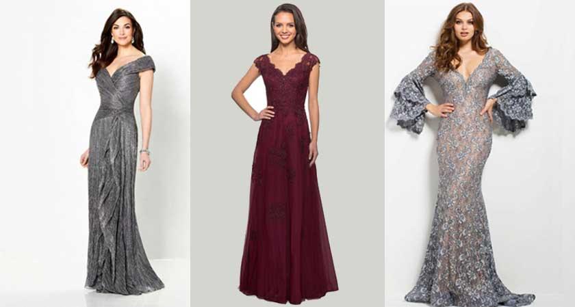 Latest Designer Mother of the Bride Dresses - Presenting Top 2020 Trends