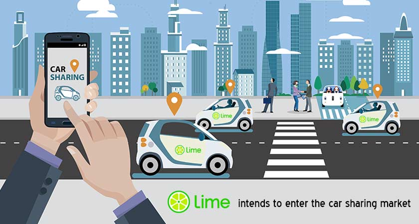 siliconreview Lime intends to enter the car sharing market