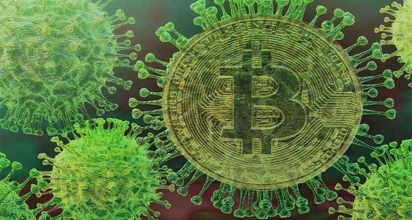 Market value of Bitcoin among coronavirus upheaval