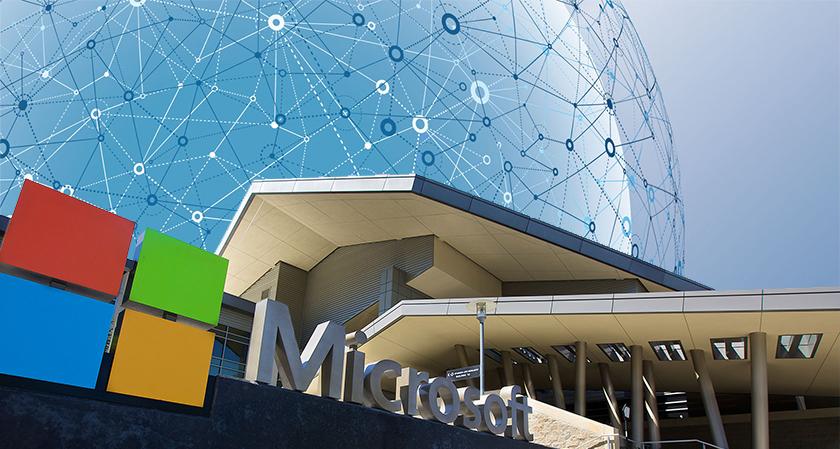 Microsoft is using blockchain technology to develop decentralized digital identities