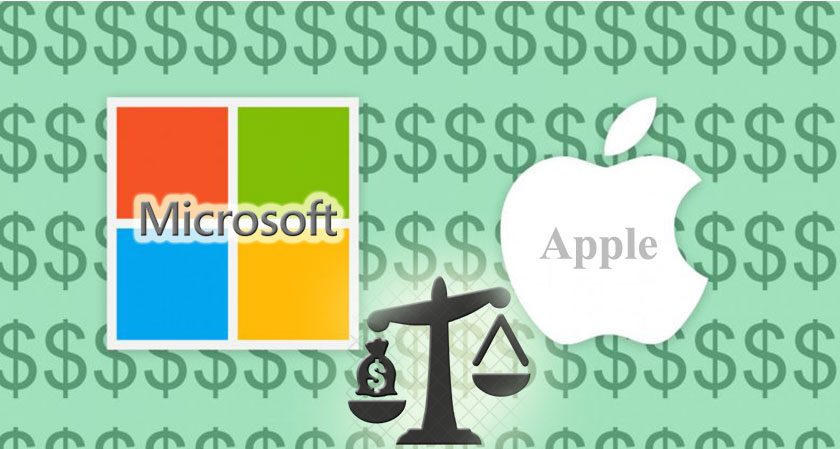 siliconreview Return of the king: Microsoft is now the most valuable company