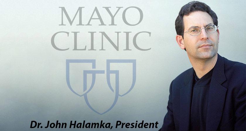 John Halamka named the president of Mayo Clinic Platform