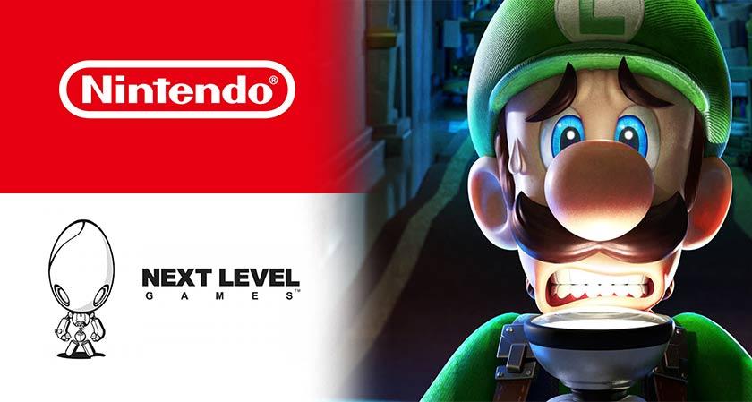 Nintendo acquires Luigi's Mansion 3 maker Next Level Games