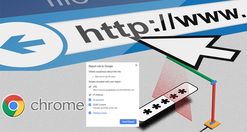 siliconreview Google now allows users to flag misleading sites with a new Chrome extension