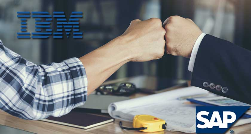 Partnership of IBM and SAP will focus on driving innovation through faster business transformation