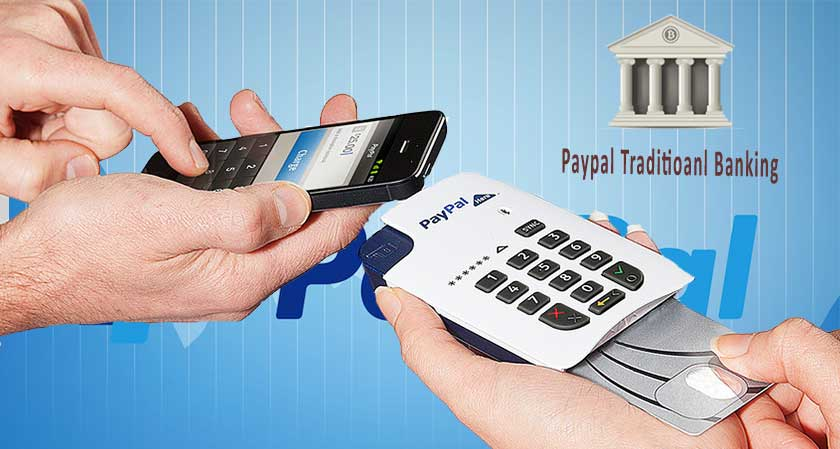 siliconreview PayPal to Introduce Traditional Banking