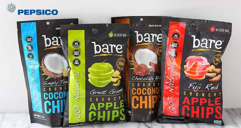 siliconreview PepsiCo acquires Bare Foods for $200M