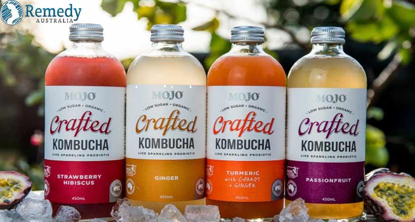 Australia's Remedy Drinks Launches New Zero-Sugar Kombucha to the Market