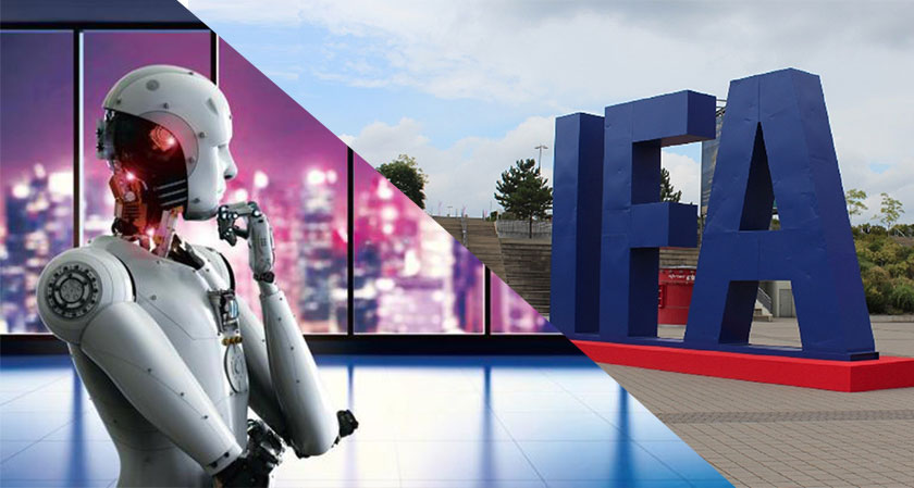 siliconreview Robots Exhibit in IFA: Some New Tech to watch out for