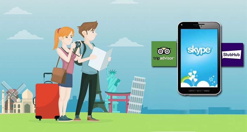 Skype makes planning group travel easier with TripAdvisor and StubHub add-ins