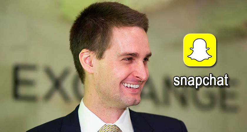 siliconreview Snap CEO, Evan Spiegel sells his personal stock worth $50 million