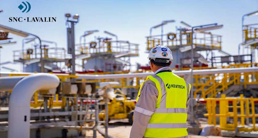 Kentech acquires SNC-Lavalin's oil and natural gas division