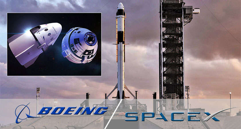 siliconreview SpaceX Launches Boeing's Satellite into Orbit