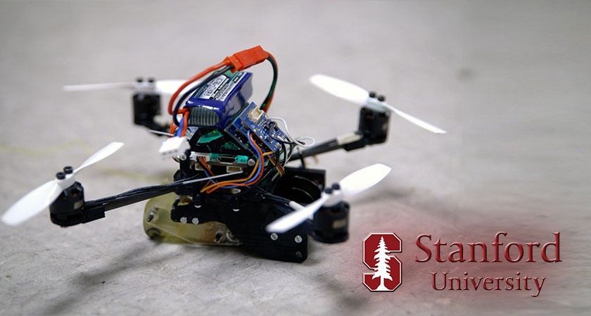 siliconreview Engineers develop tiny insect-like drones that can pull more than their weight