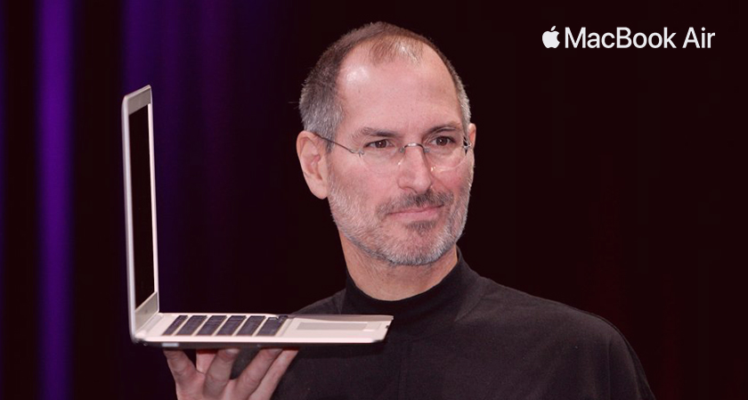 The World's First Thinnest Laptop MacBook Air Turns 10