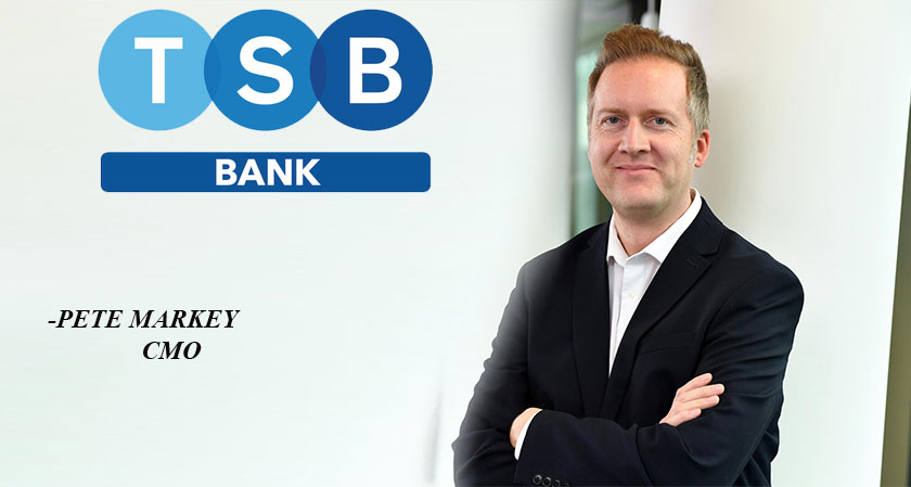 TSB ToTie Up With The Japanese Company Dentsu: CMO Pete Markey