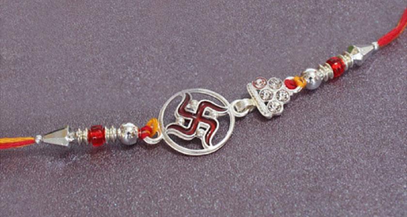 Types of Silver Rakhis to Buy This Raksha Bandhan
