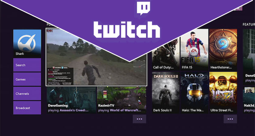 Updated Logo of Twitch Sends Subtle Message to Streamers