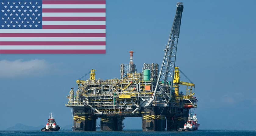 United States Tops the Global Petroleum and Natural Gas Production in 2020