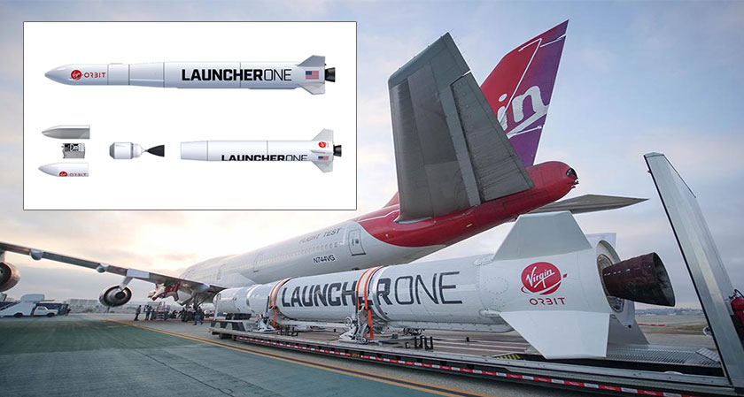 Virgin Orbit successfully tests the initial phase of its Launcher One rocket system