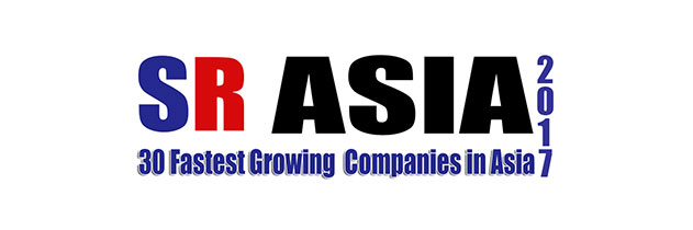 30 Fastest Growing Companies in Asia 2017 Listing