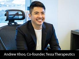 thesiliconreview-andrew-khoo-cofounder-tessa-therapeutics-2018