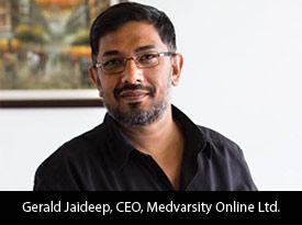 Improving the quality of healthcare through better education: Medvarsity Online Ltd.