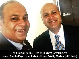 thesiliconreview-pankaj-narula-head-of-business-development-puneet-narula-project-and-technical-head-srishty-medical-sng-india-2019