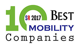 10 Best Mobility Companies 2017 Listing