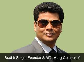 marg-compusoft-sudhir-singh-founder