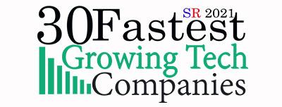 30 Fastest Growing Tech Companies 2021 Listing