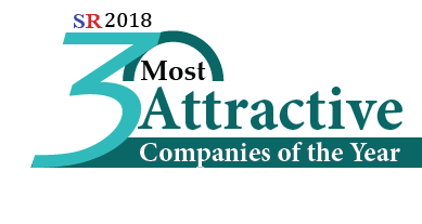 30 Most Attractive Companies of the Year 2018 Listing