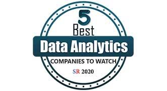 5 Best Data Analytics Companies to Watch 2020 Listing