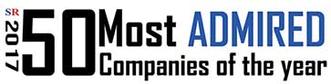 50 Most Admired Companies of The Year 2017 Listing