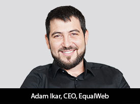 Adam Ikar, CEO of EqualWeb: 'I always start with the company's larger goals and then work down to each employee's individual goals'