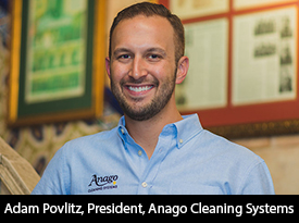 thesiliconreview Roar of Success: Adam Povlitz, President of  Anago