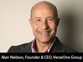 Alan Neilson, VerseOne Group Founder and CEO: 'We are dedicated to providing our customers with innovative Digital Transformation solutions across multiple channels that deliver outstanding Customer Engagement and User Experiences'