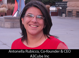 An Interview with Antonella Rubicco, A3Cube Inc Founder and CEO: 'We're Committed to Turn Your Time, Data and Infrastructure into Value'