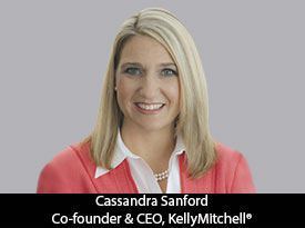 Cassandra Sanford, Co-founder, CEO of KellyMitchell is setting a standard of innovation by valuing the entrepreneurial and philanthropic spirit in everyone