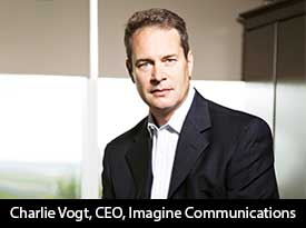 thesiliconreview charlie vogt ceo imagine communications