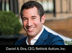 Thesiliconreview Inspiring Hope, Powering Potential:  Rethink Autism, Inc, a Web-based Treatment & Support Platform for Individuals with a Developmental Disability and Their Caregivers, Continues to Shine on World Stage